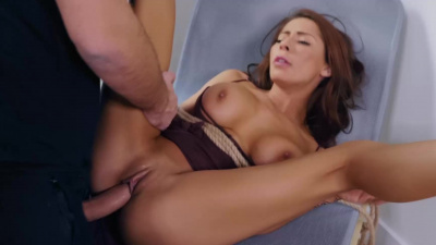 Kidnapped Madison Ivy turned into sex slave