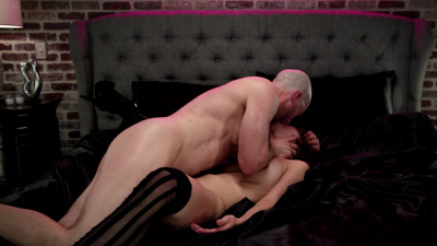 Gorgeous all-around Izzy Lush takes every inch in her mouth and pussy