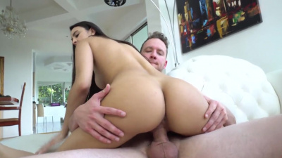 Eliza Ibarra tests out her new vibrator before having some dick that brings her to 7 orgasms