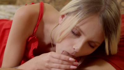 Skinny Kate Bloom craves her stepbrother