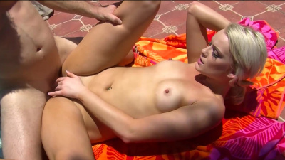 Zoey Paige skips class in favour of fucking her friend's brother