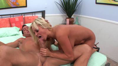Nikita von James fucks all the jizz out of her partner