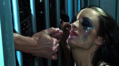 Sex addicted inmate Alektra Blue craves her fix