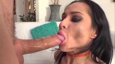 Busty milf Crystal Rush is up for anal hook up